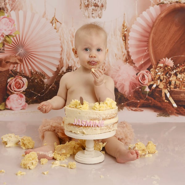 Baby Art Studio Cake Smash - 6 of 6